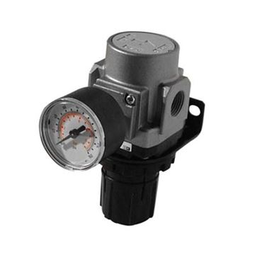 208R Pressure Regulator Max. flow rate 50 SCFM